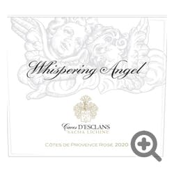 Chateau D'Esclans Whispering Angel Rose 2020