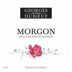 George Duboeuf 'Flower Label' Morgon 2009 image