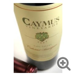 Caymus Vineyards Cabernet Sauvignon 2005