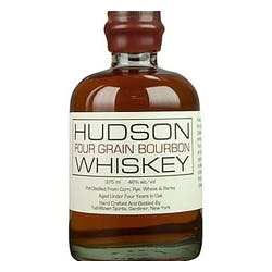 Tuthilltown Spirits 'Four Grain' Bourbon 375ml image