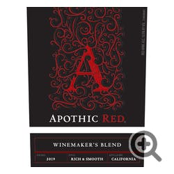 Apothic Wines 'Winemakers Blend' Red 2019