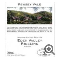 Pewsey Vale Dry Riesling 2020