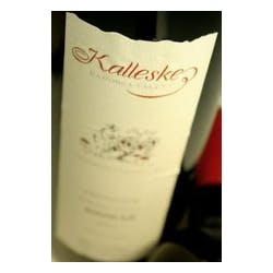 Kalleske Shiraz Greenock 2005 image
