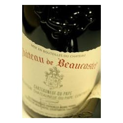 Chat de Beaucastel 375ml Chateauneuf du Pape 2004 375ml image