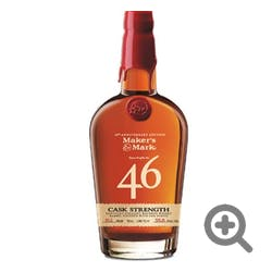 Makers Mark 46 Cask Strength 110.2proof 2021 Release 750ml