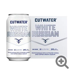 Cutwater Spirits White Russian 4-355ml Cans