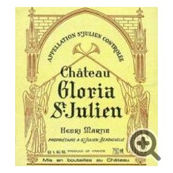 Chateau Gloria St. Julien 2004