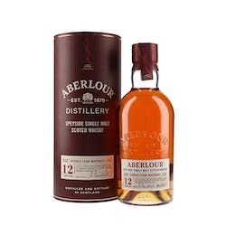 Aberlour 12year 750ml Single Malt Scotch image