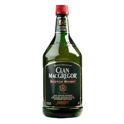 Clan MacGregor Scotch 1.75L Blended Scotch Whisky image