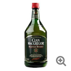 Clan MacGregor Scotch 1.75L Blended Scotch Whisky