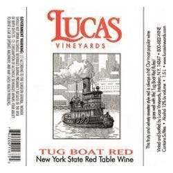 Lucas Vineyards 'Tug Boat' Red image