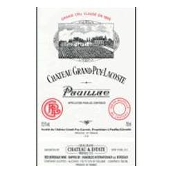 Chateau Grand Puy Lacoste Pauillac 2004 image