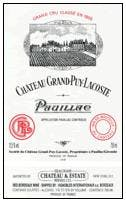 Chateau Grand Puy Lacoste Pauillac 2004