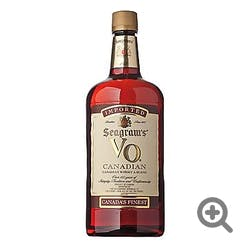 Seagram's VO 80prf Canadian Blended Whisky 1.75L