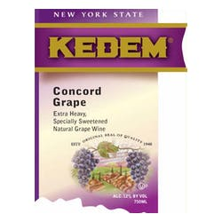 Kedem Concord Grape 1.5L image