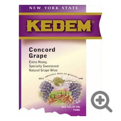 Kedem Concord Grape 1.5L