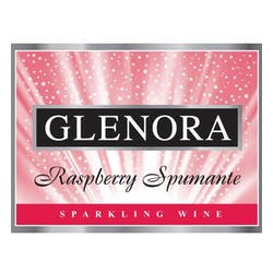 Glenora Wine Cellars 'Raspberry' Spumante NV image