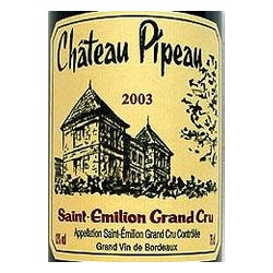 Chateau Pipeau Saint Emilion Grand Cru 2007 image