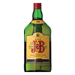 J & B Rare 1.75L 80proof Blended Scotch Whisky image