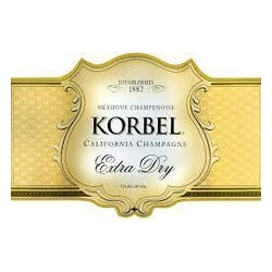 Korbel 'Extra Dry' Extra Dry Champagne NV image