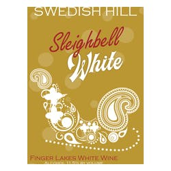 Swedish Hill 'Holiday Series' Sleighbell White image