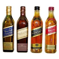 Johnnie Walker The Collection Blended Scotch Whisky 200ml image