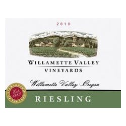 Willamette Valley Vineyards Riesling 2013 image