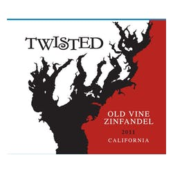 Twisted Zin Old Vine Zinfandel 1.5L image