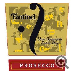 Fantinel 'Extra Dry' Prosecco NV