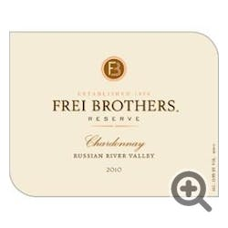 Frei Brothers 'Reserve' Chardonnay 2010