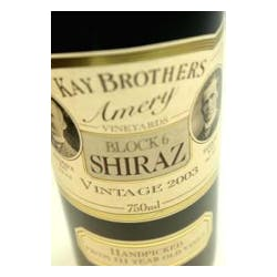 Kay Brother's  Block 6 Shiraz 2005 image