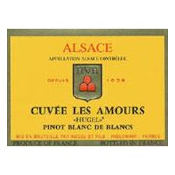 Hugel 'Cuvee Les Amours' Pinot Blanc 2005 image