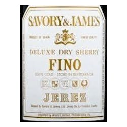 Savory & James 'Fino' Dry Sherry image