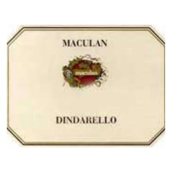 Maculan 'Dindarello' Moscato IGT 2008 375ml image