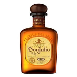 Don Julio Anejo 750ml Tequila 100% Blue Weber Agave image