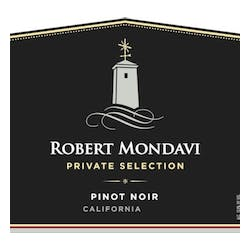 Robert Mondavi Private Select Pinot Noir 2018 image