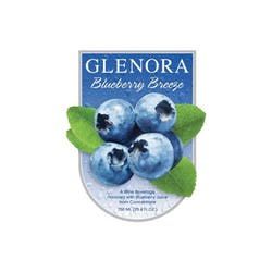 Glenora Wine Cellars Blueberry Breeze NV image