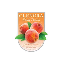 Glenora Wine Cellars Peach Passion NV image