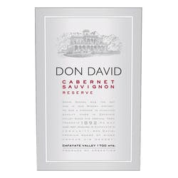 Michel Torino 'Don David' Cabernet Reserve 2013 image
