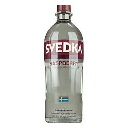 Svedka Raspberry 1.0L image