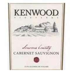 Kenwood Vineyards Cabernet Sauvignon 2012 image