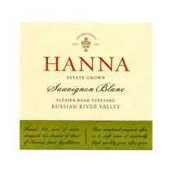 Hanna 'Estate Grown' Sauvignon Blanc 2011