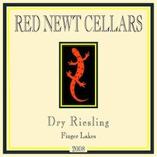 Red Newt Cellars Dry Riesling 2006