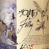 Montes 'Folly' Syrah 2005