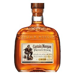Captain Morgan Private Stock 1.0L image