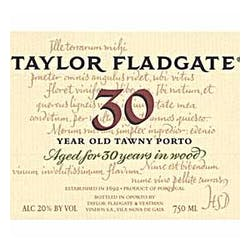 Taylor Fladgate 30year Tawny Port image