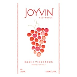 Rashi 'Joyvin Red' Joyvin Red NV image