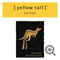 Yellow Tail Shiraz 1.5L