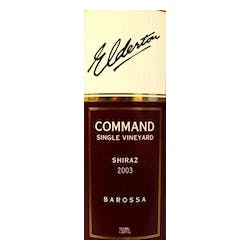 Elderton 'Command' Shiraz 2004 image