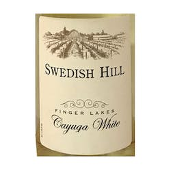 Swedish Hill Cayuga White 2018 image